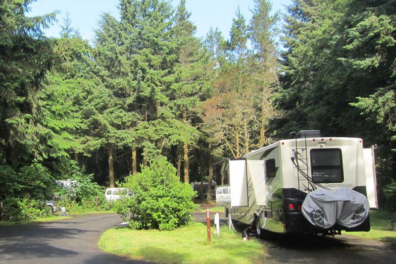 Fort Stevens State Park Oregon State Park