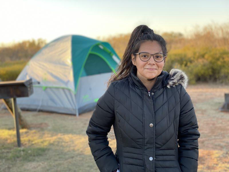 POC tent camping