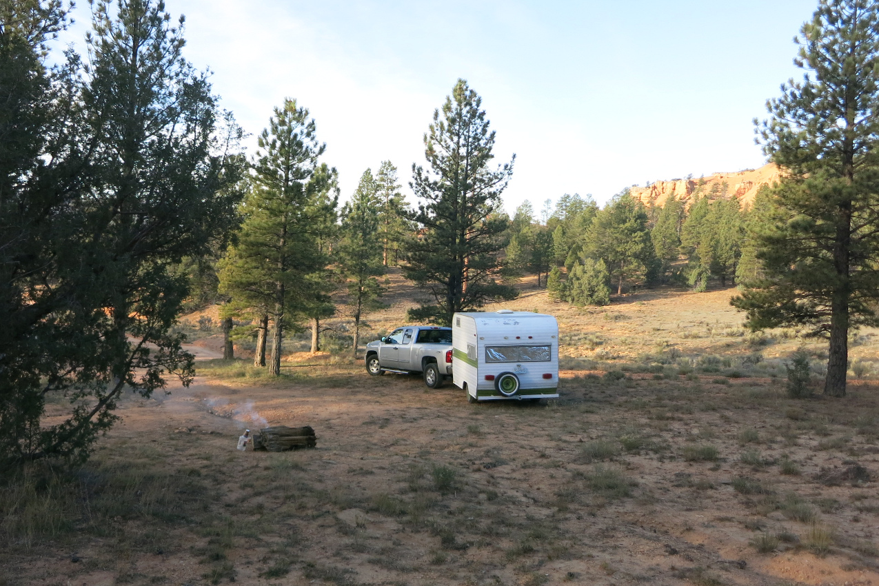 Cabin Hollow Dispersed Camping