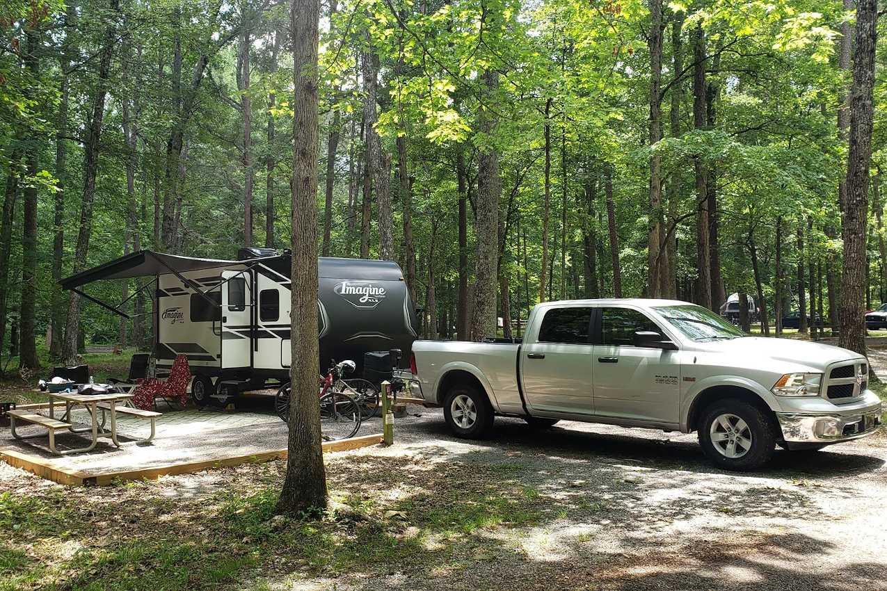 Foster Falls Campground