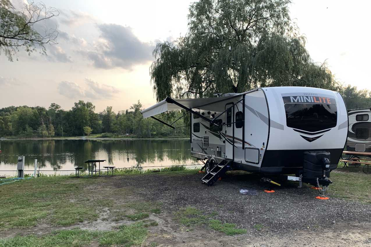 Taylor's Beach Campground