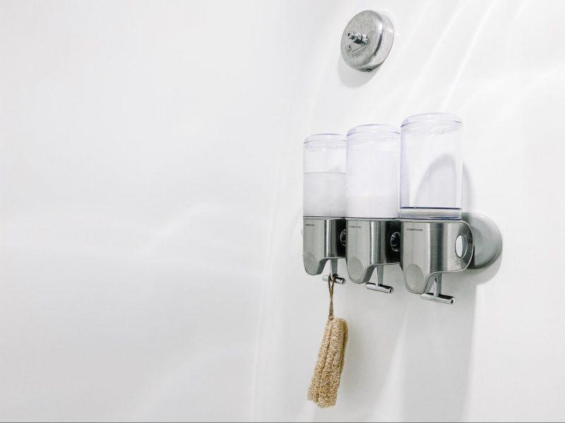 Simple Human Shower Pump