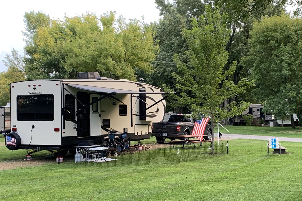 Flying Goose Campground & Resort