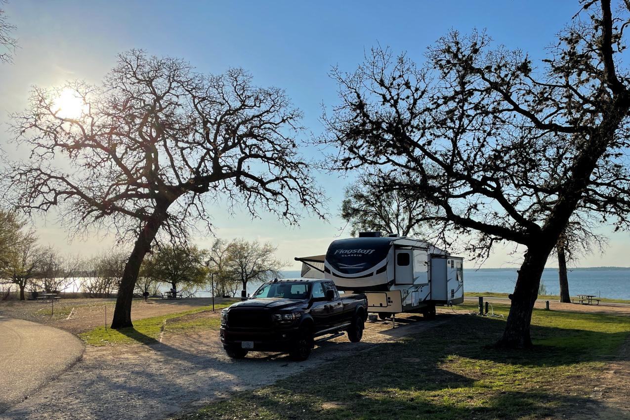 Yegua Creek Campground