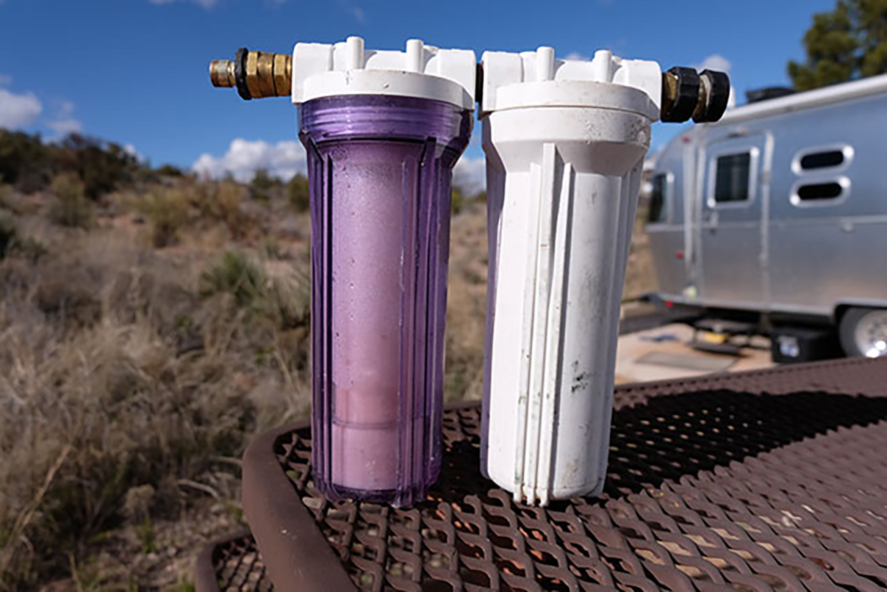 Water filters